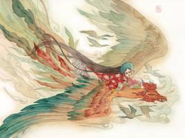 The Phoenix by KannyMOs