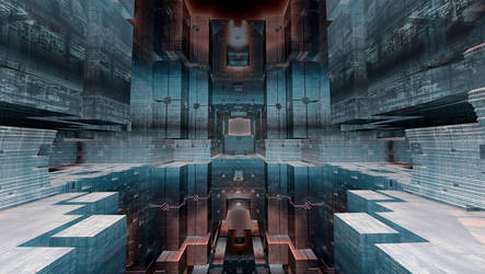 The Maze 2 by msdte