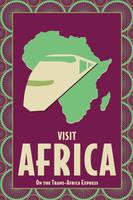 Visit Africa by rafejgoldberg