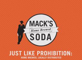New Direction: Mack's Soda by rafejgoldberg