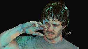 Hannibal - Will graham by l3earFat