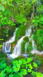 Waterfall by matthey