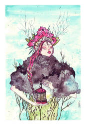 Trees Grow Through Me by Cherry-Ksyss