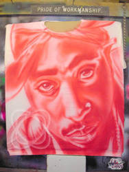 Tupac by mavensupreme