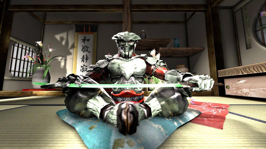 Tekken Tag 1 Yoshimitsu Sfm By 8yaron8 On Deviantart