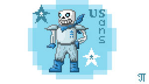 The magnificent Sans! by Luigra