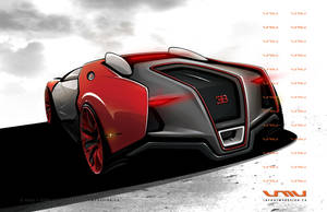 Bugatti Renaissance - Rear by jmvdesign