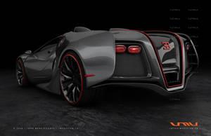Bugatti Renaissance GT by jmvdesign