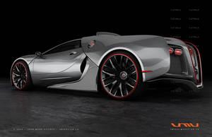 Bugatti Renaissance GT - 2 by jmvdesign