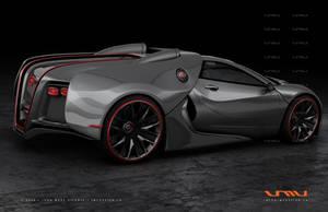 Bugatti Renaissance GT - 3 by jmvdesign