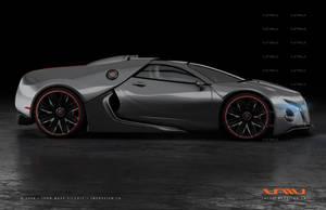 Bugatti Renaissance GT - 4 by jmvdesign