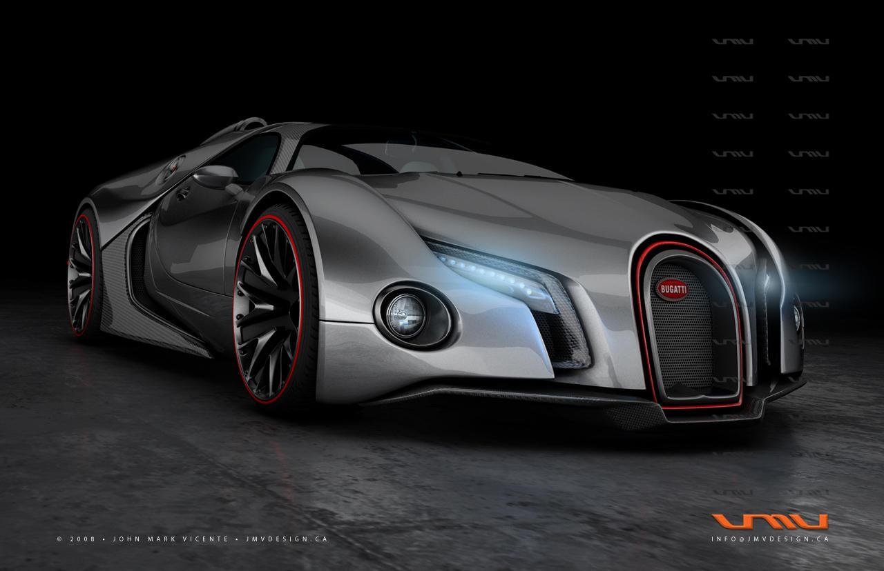 Bugatti Renaissance GT - 6 by jmvdesign