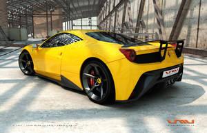 Ferrari 458 Italia GT - 9 by jmvdesign