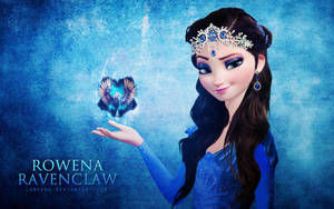 Rowena Ravenclaw by lsmyang