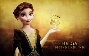 Helga Hufflepuff by lsmyang
