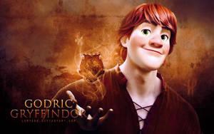 Godric Gryffindor by lsmyang