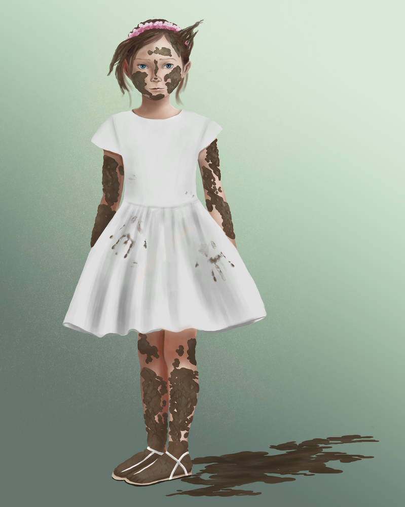 Girl in White Dress - refactored by Scharle
