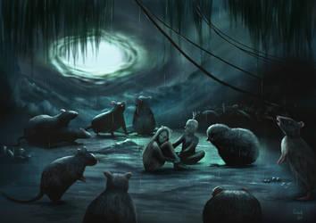 Rat's Nest by Scharle