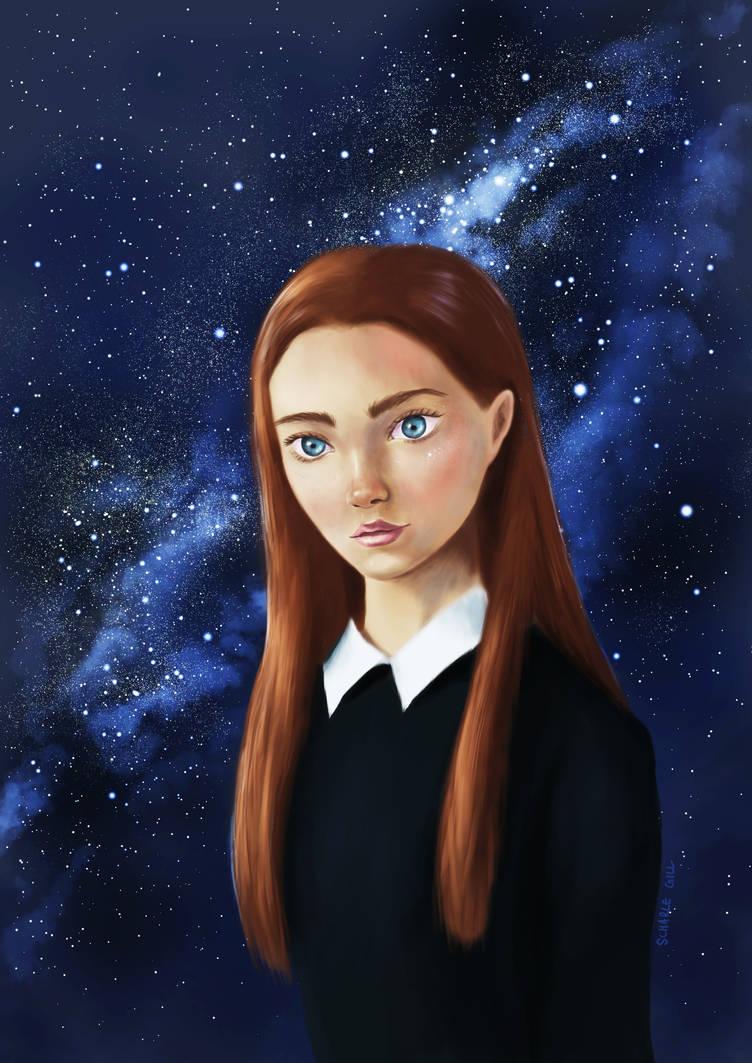 Portrait -2 by Scharle
