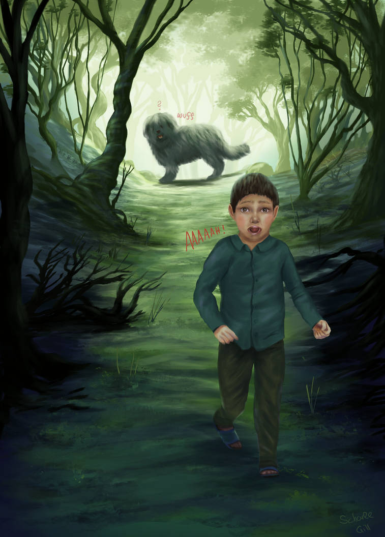 The Wild Thing by Scharle