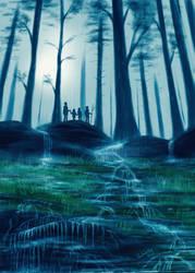 Forest Walk by Scharle