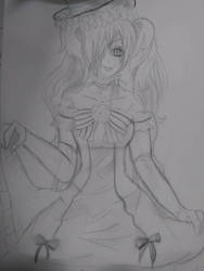 ciel drawing by xgurenxmatsumotoxx