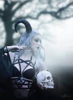 Demonic dance by DameTenebra