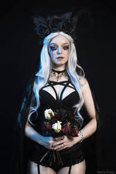 Black Wedding by DameTenebra