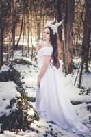 Ice Queen by DameTenebra