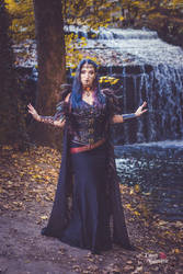 Freyja by DameTenebra