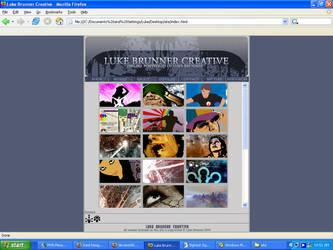 Luke Brunner Creative by unit-zero