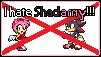Anti ShadAmy Stamp by GothScarlet