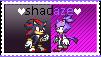 Shadaze Stamp by GothScarlet
