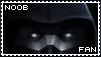 Noob Saibot Fan Stamp by GothScarlet