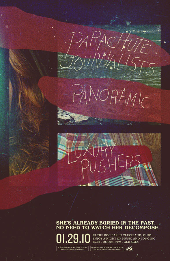 Parachute Journalists II by gomedia