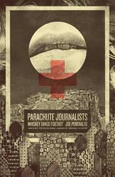 Parachute Journalists III by gomedia