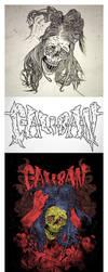 Caliban II by gomedia