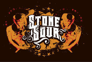 Stone Sour - Multiply by gomedia