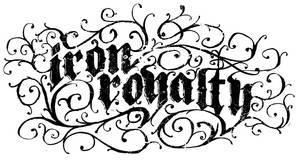 Iron Royalty Type Treatment by gomedia