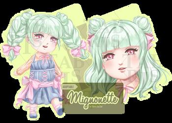 [OPEN] Mignonette [Set Price Discounted!] by TabrisDuCiel