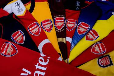 Arsenal by fabregass4