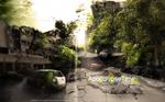 Apocalypse Time -SpeedArt by BorisWick