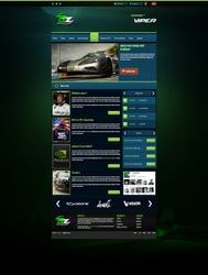 dz-esports- Gaming Template- SOLD by BorisWick