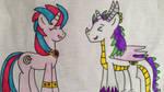 New friends by dragonpriness