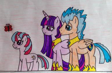 Flashlight family by dragonpriness