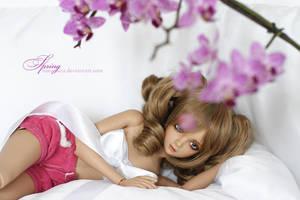 Spring by LisenaKira
