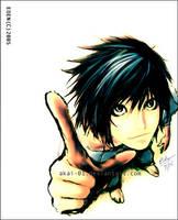 DeathNote: L by Akai-01