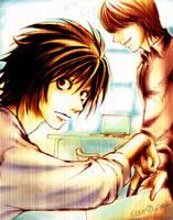 DN: L+R by Akai-01