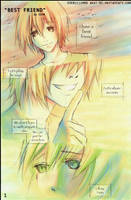 BEST FRIEND page 1 of 2 by Akai-01