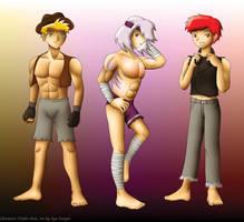 Jahi's Boys by Agu-Fungus